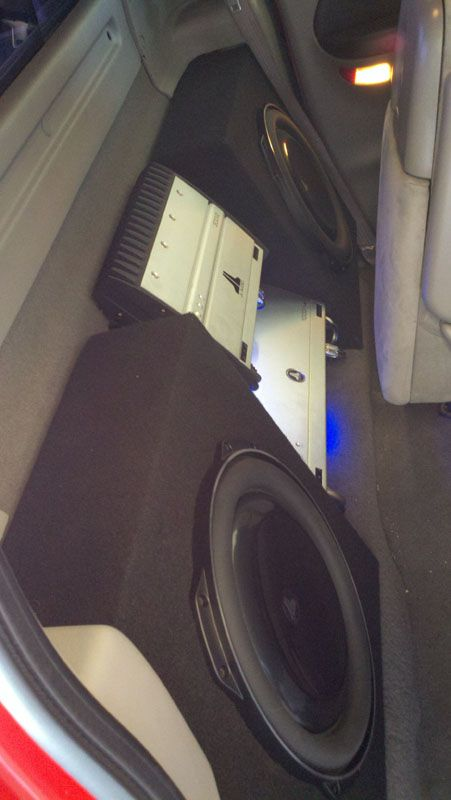 We offer sales, service, & installation of car audio, video