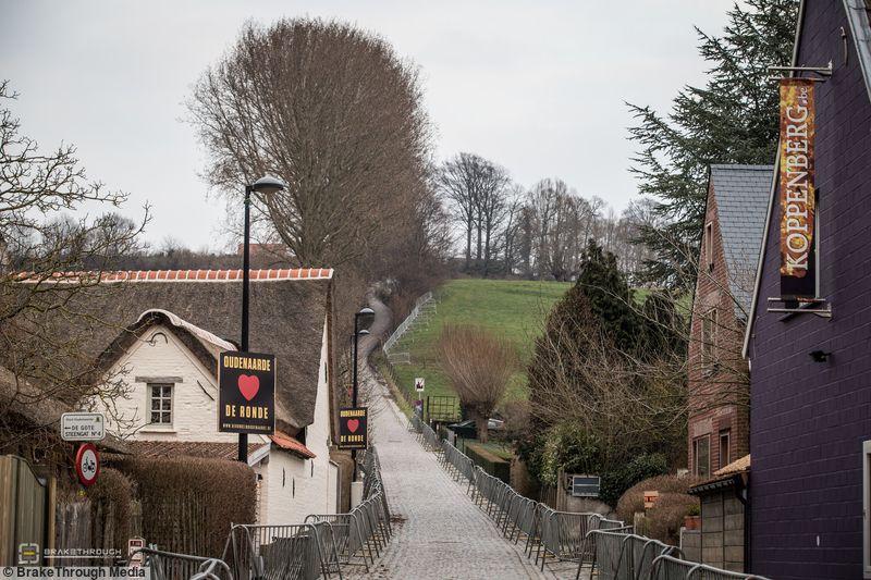 Koppenberg, Ronde van Vlaanderen- OPQS.