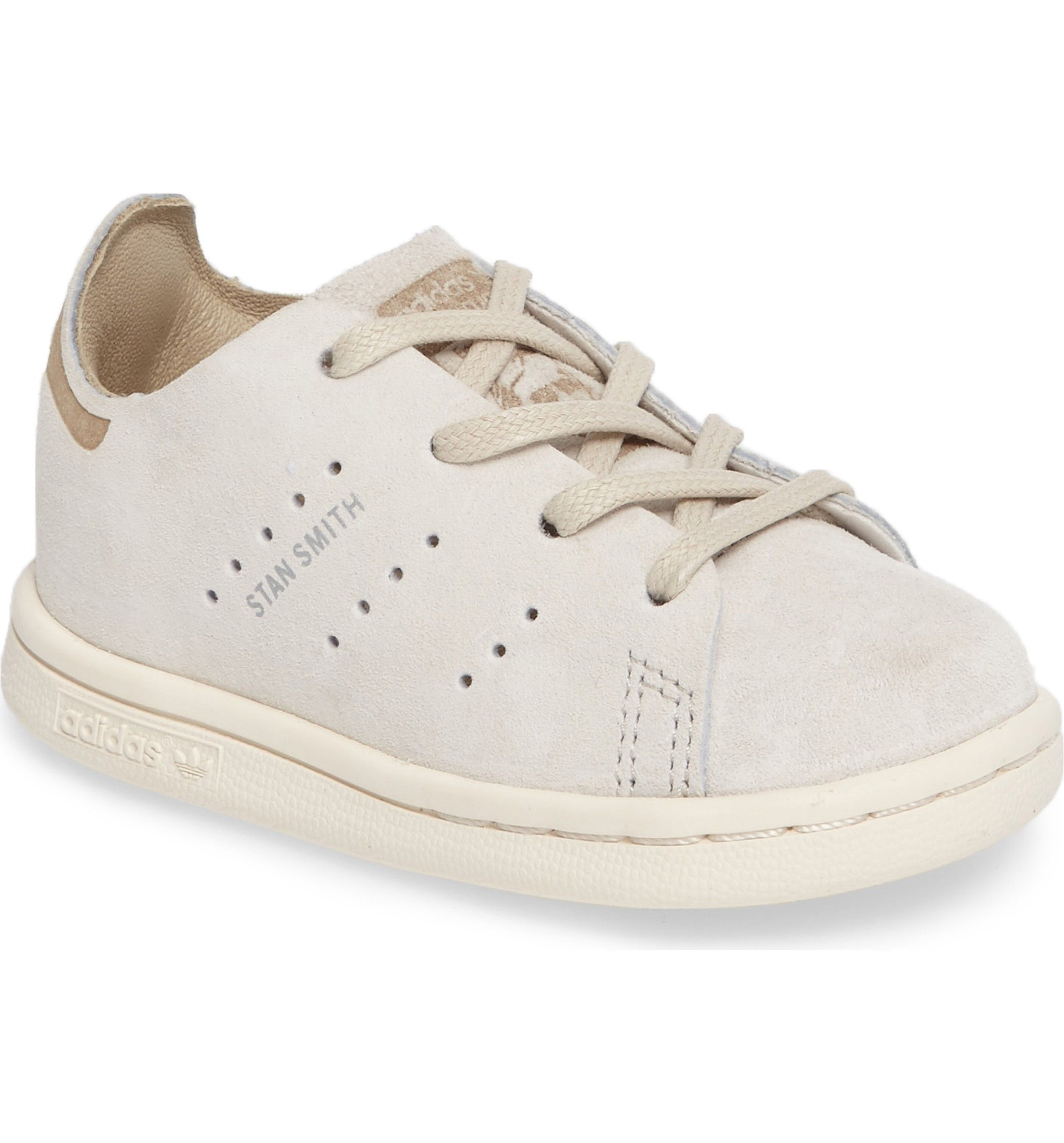 Main Image - adidas Stan Smith Fashion I Sneaker (Baby, Walker \u0026 Toddler)