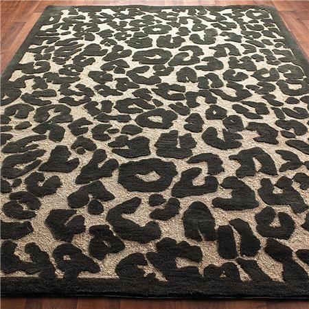 M s de 25 ideas incre bles sobre alfombra de leopardo en - Alfombras animal print ...