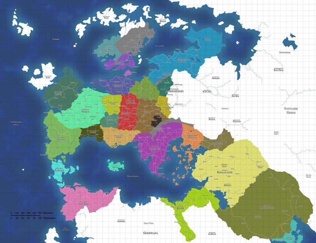 Fantasy Life World Map.Thalia Map 3 By Darthzahl Map In 2019 Pinterest Map Fantasy