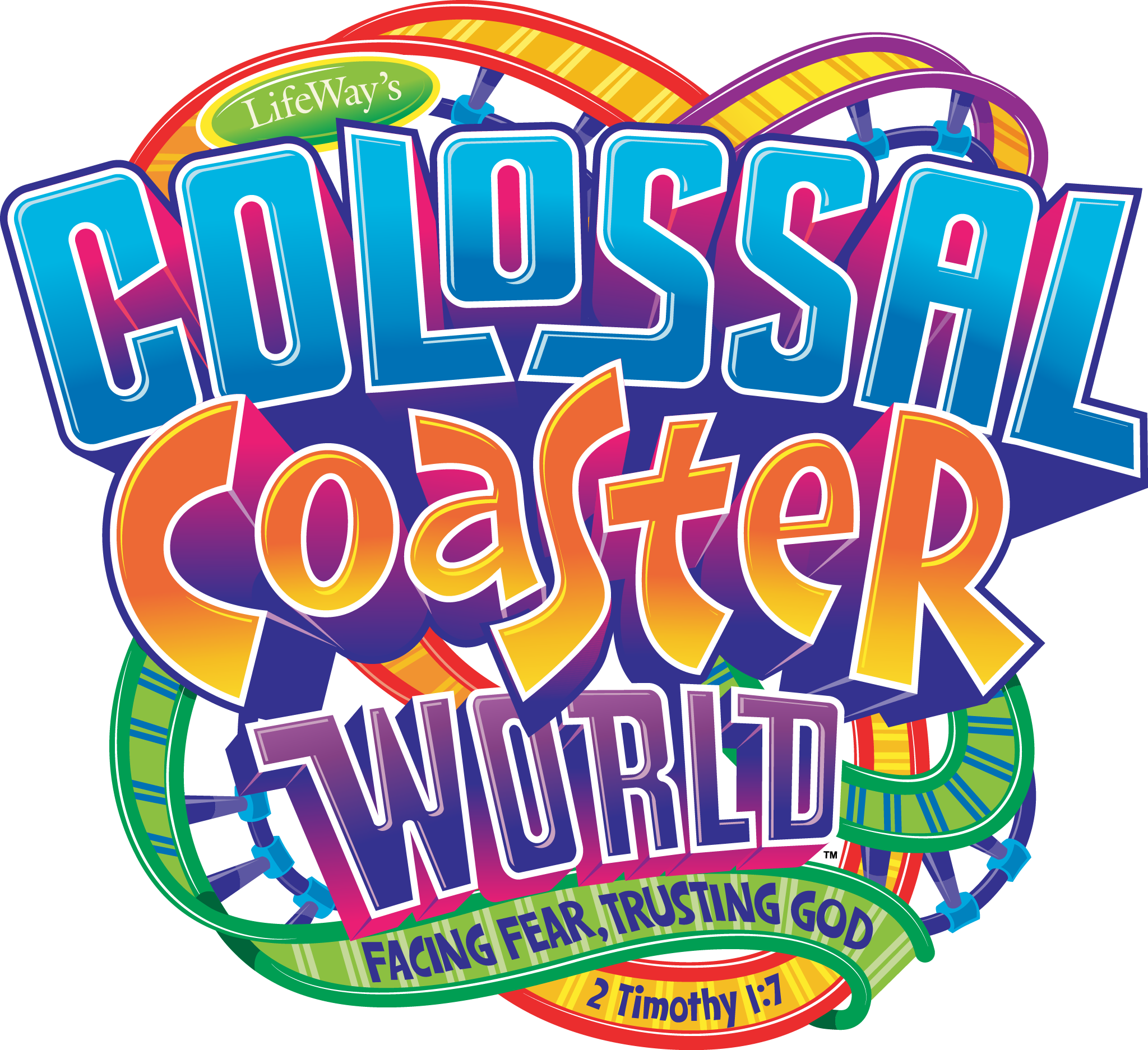 join us for colossal coaster world vacation bible school june 24 28 rh pinterest co uk