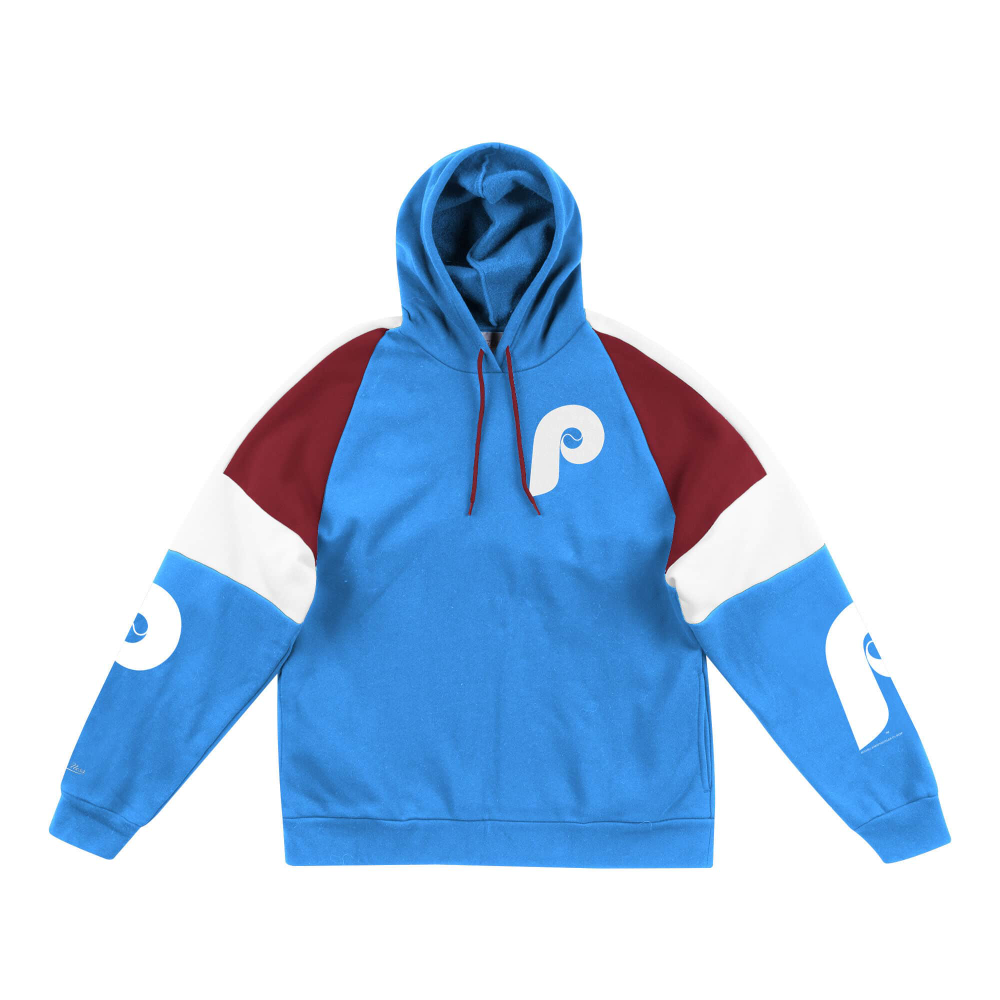 Instant Replay Hoody Philadelphia Phillies Shop Mitchell Ness Fleece And Sweatshirts Mitchell Ness Nostalgia Co Hoodies Philadelphia Phillies Phillies