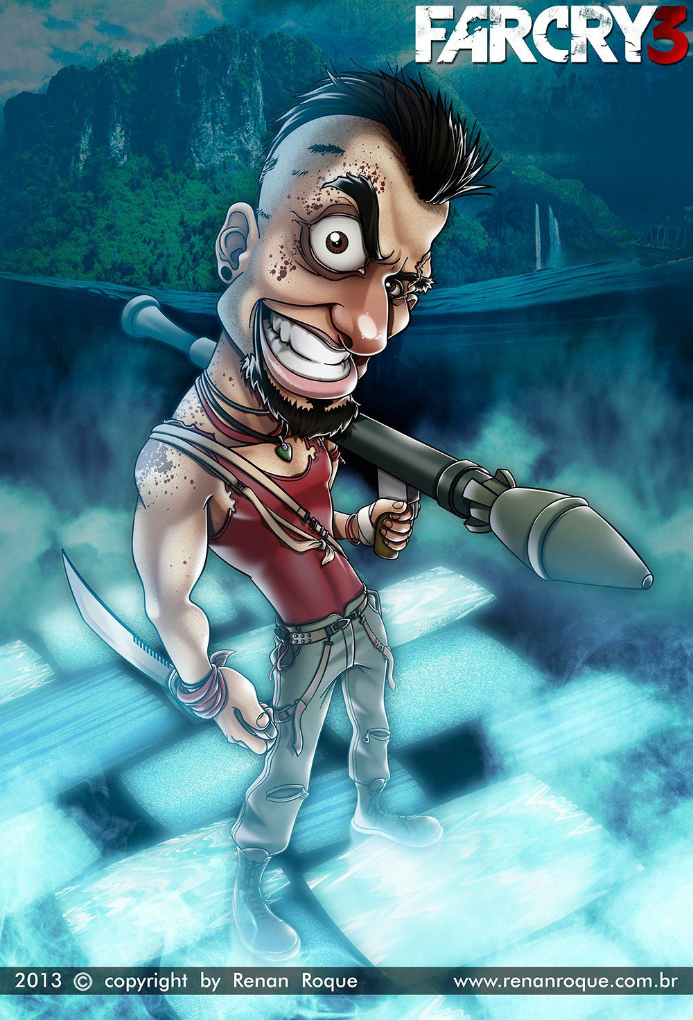 Pin By Kurt Henschen On Far Cry 3 Savage Culture Far Cry 3 I Am Game