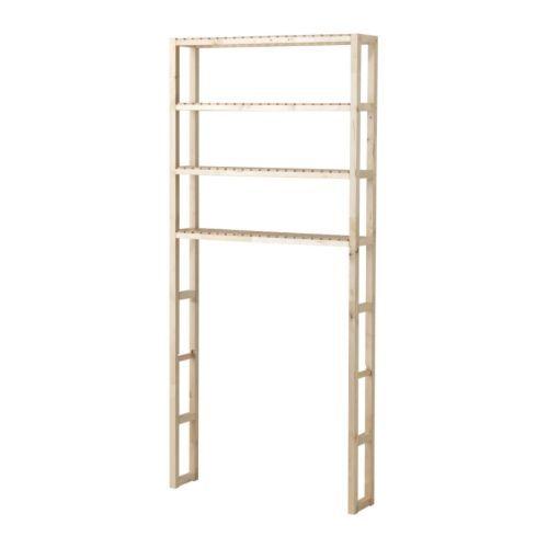 Molger IKEA Open Storage Over Toilet. $59.99 Width: 32 5