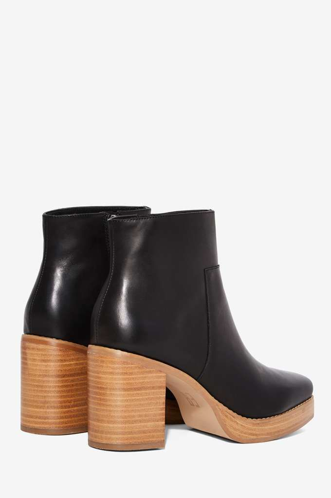 e64c82a5ef4 E8 by Miista Laverne Leather Boot - Boots + Booties