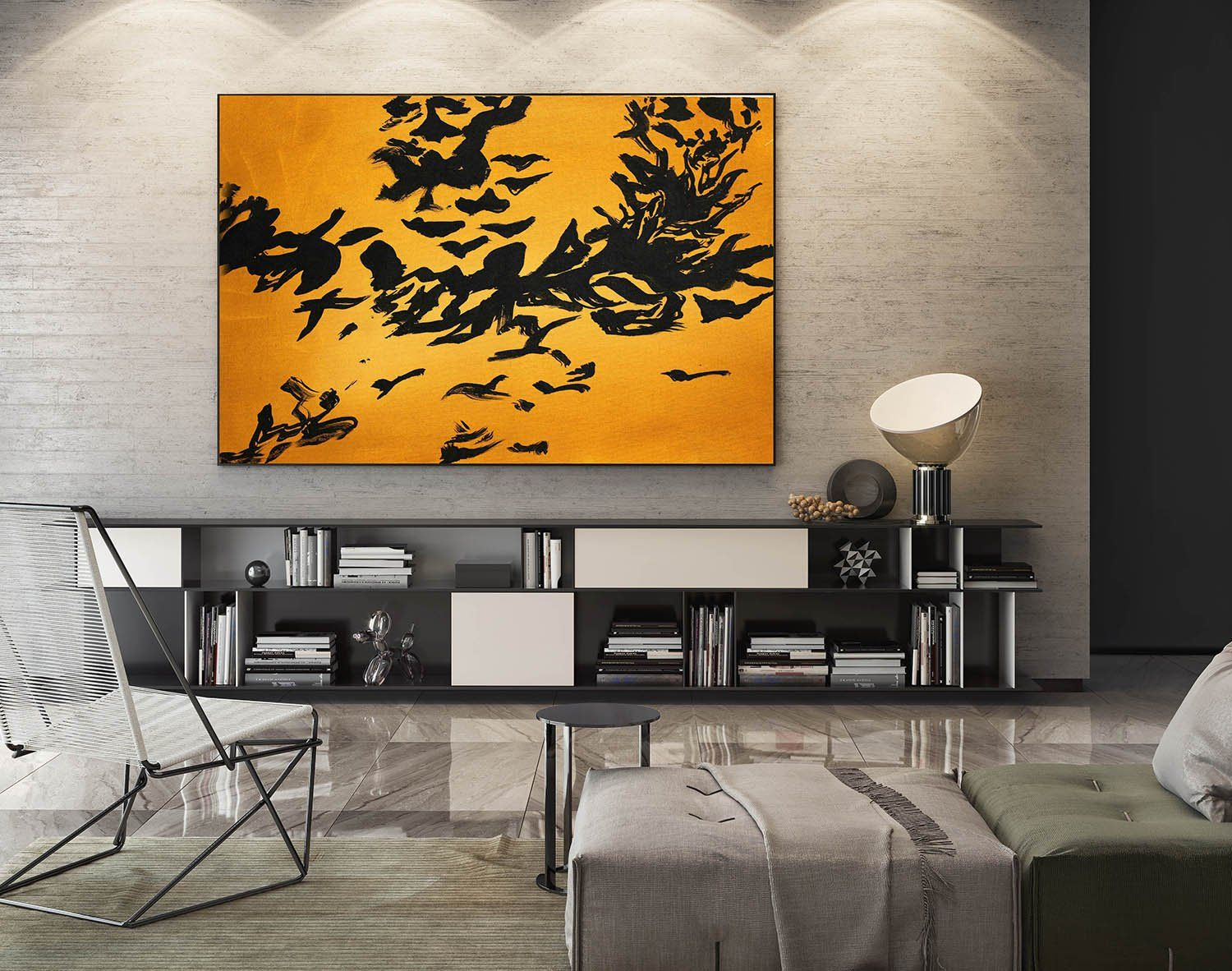 Abstract Painting Texture