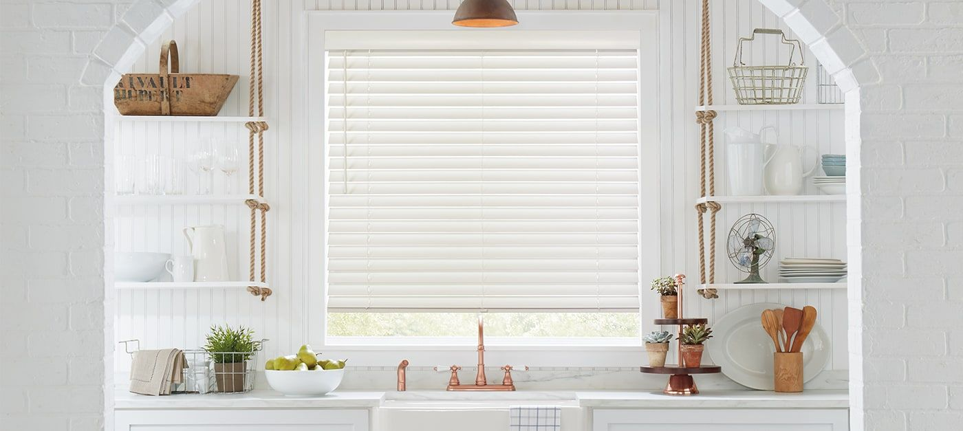 Pin On Kitchen Window Treatments