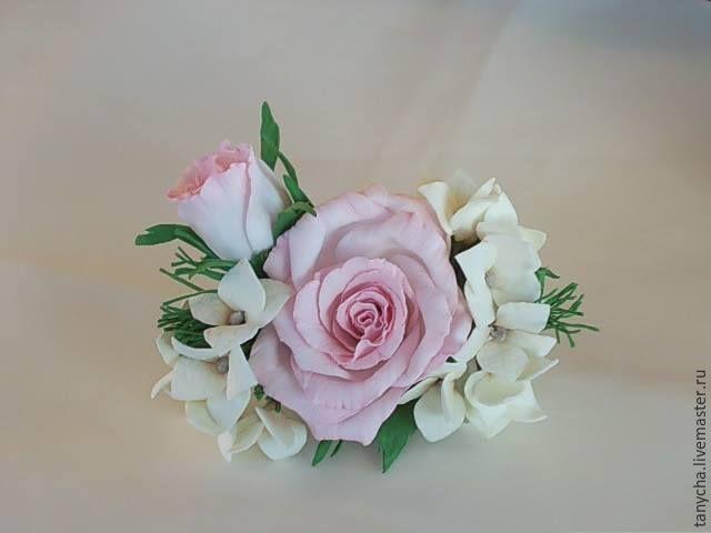 6f2a9f0645a Rosa de foami paso a paso. ~ Flores hechas a mano