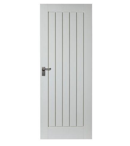 Primed Dordogne door  sc 1 st  Pinterest & Primed Dordogne Door x3. Howdens. £19.49 | House ideas | Pinterest ...