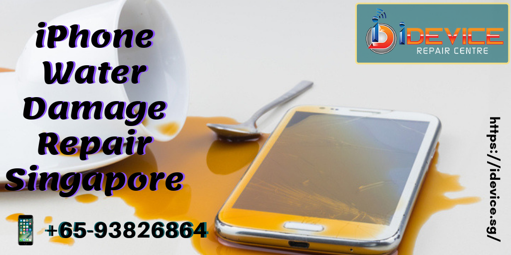 Get the Best iPhone Water Damaged Repair at iDevice