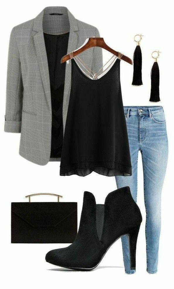 Zieh die Jacke aus. Dann ist es ein sexy Outfit #outfits #teenager # girl # sho