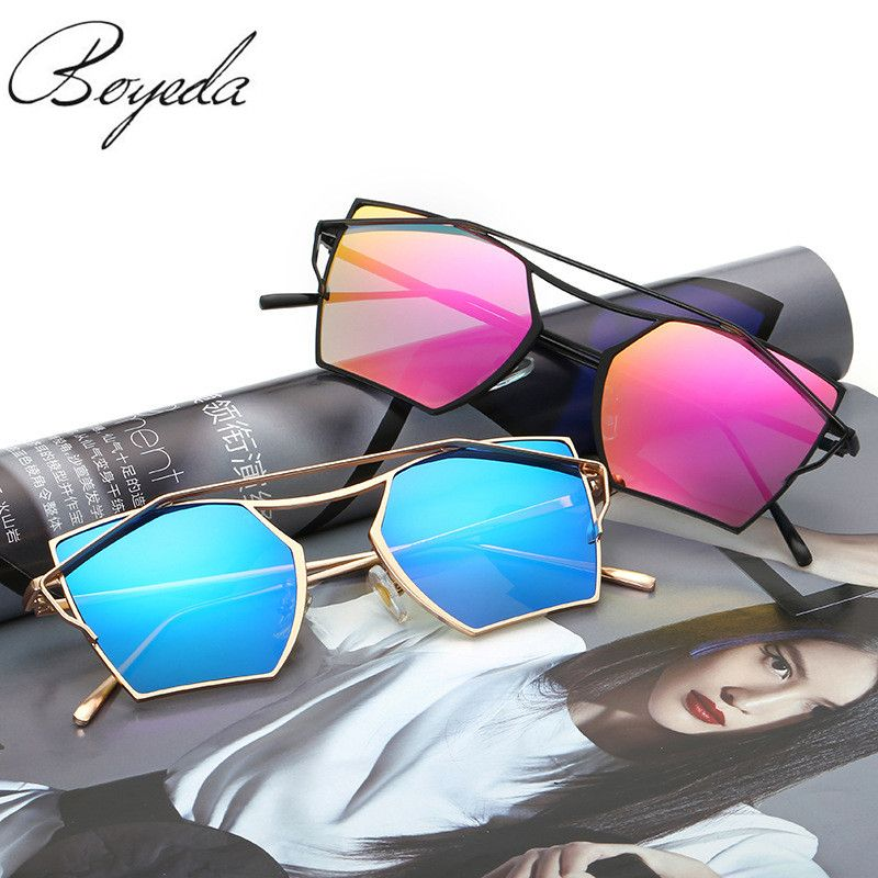 35f86190b06 2016 Latest Fashion Trends UV400 Brand Cat Eyes Women s Driving Sunglasses  For Women Summer Style Vintage Sun Glasses Woman
