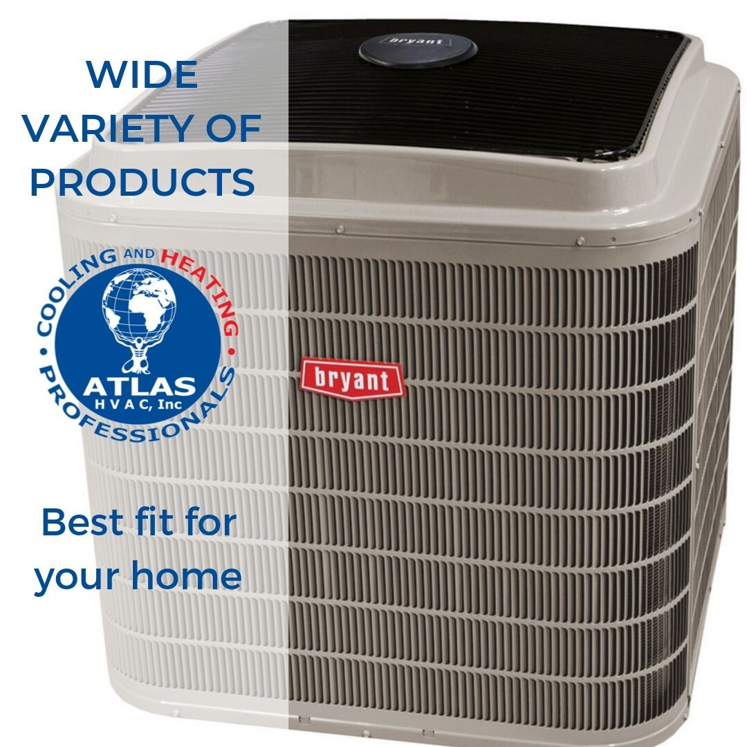 At Atlas Hvac Inc We Carry Multiple Ac Solutions To Offer Our