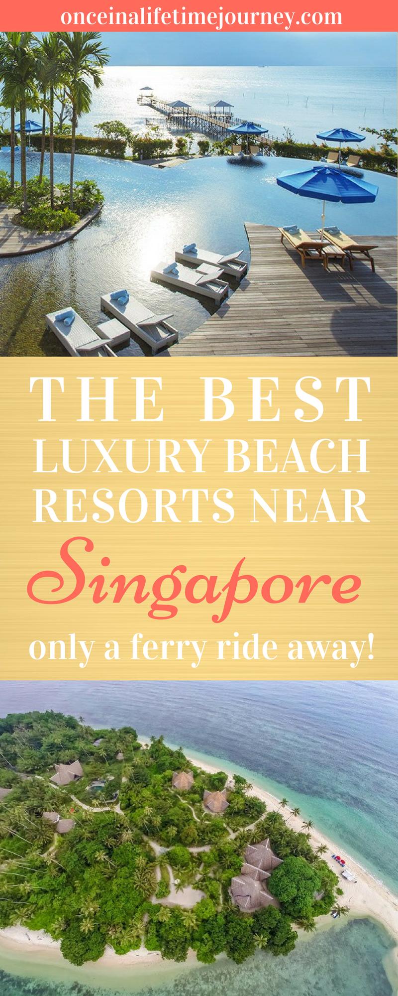 Best Resorts Near Singapore In Bintan And Batam Travel Destinations Asia Luxury Beach Resorts Asia Travel