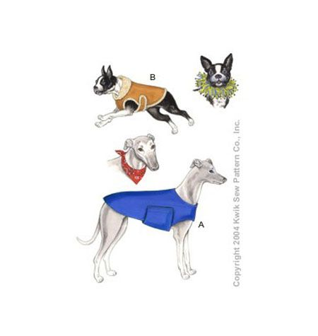 Great dog coat pattern for your large chested dogs like Belgian ...