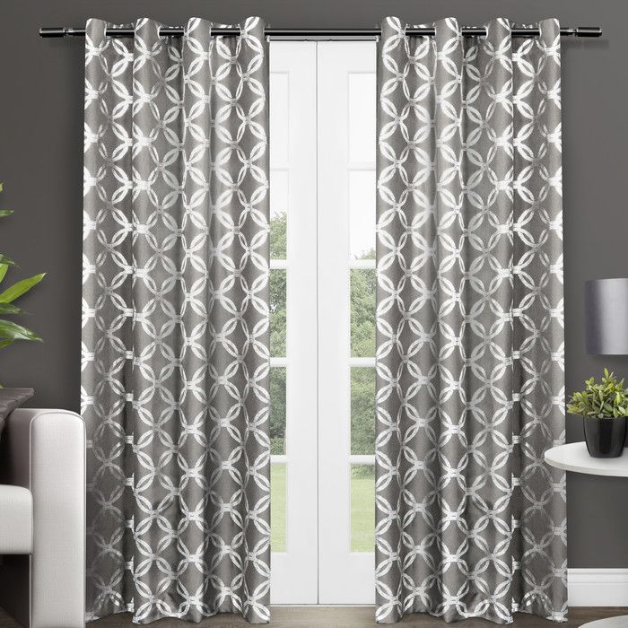 Amalgamated Textiles Modo Curtain Panel Reviews Wayfair