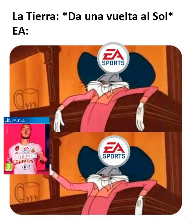 Año nuevo FIFA nuevo @irracionalnews · #risasaseguradas #laresistencia #memes #memesespañol #momos #humor #imagenesgraciosas #humorlatino #humorespañol