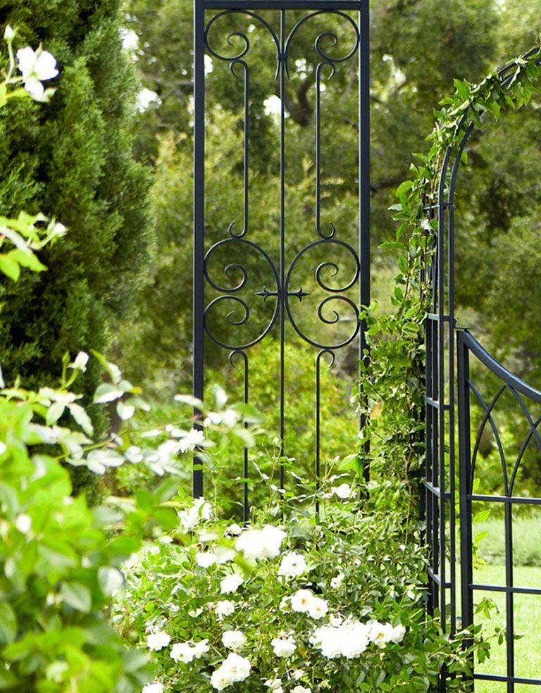 Secret Garden: Trellis & Arch Collection Smith & Hawken