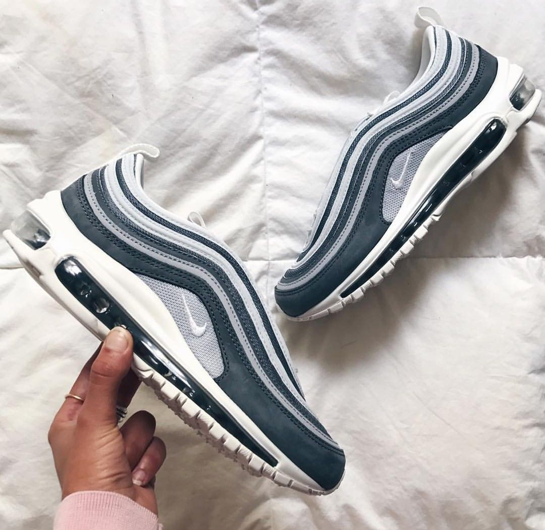 reputable site e3599 0627e Nike Air May 97 in grau weiß grey white    Foto  selmaksebbagh  Instagram