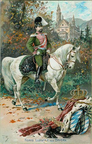 Ludwig Ii Ludwig Bayern Konig Von Bayern
