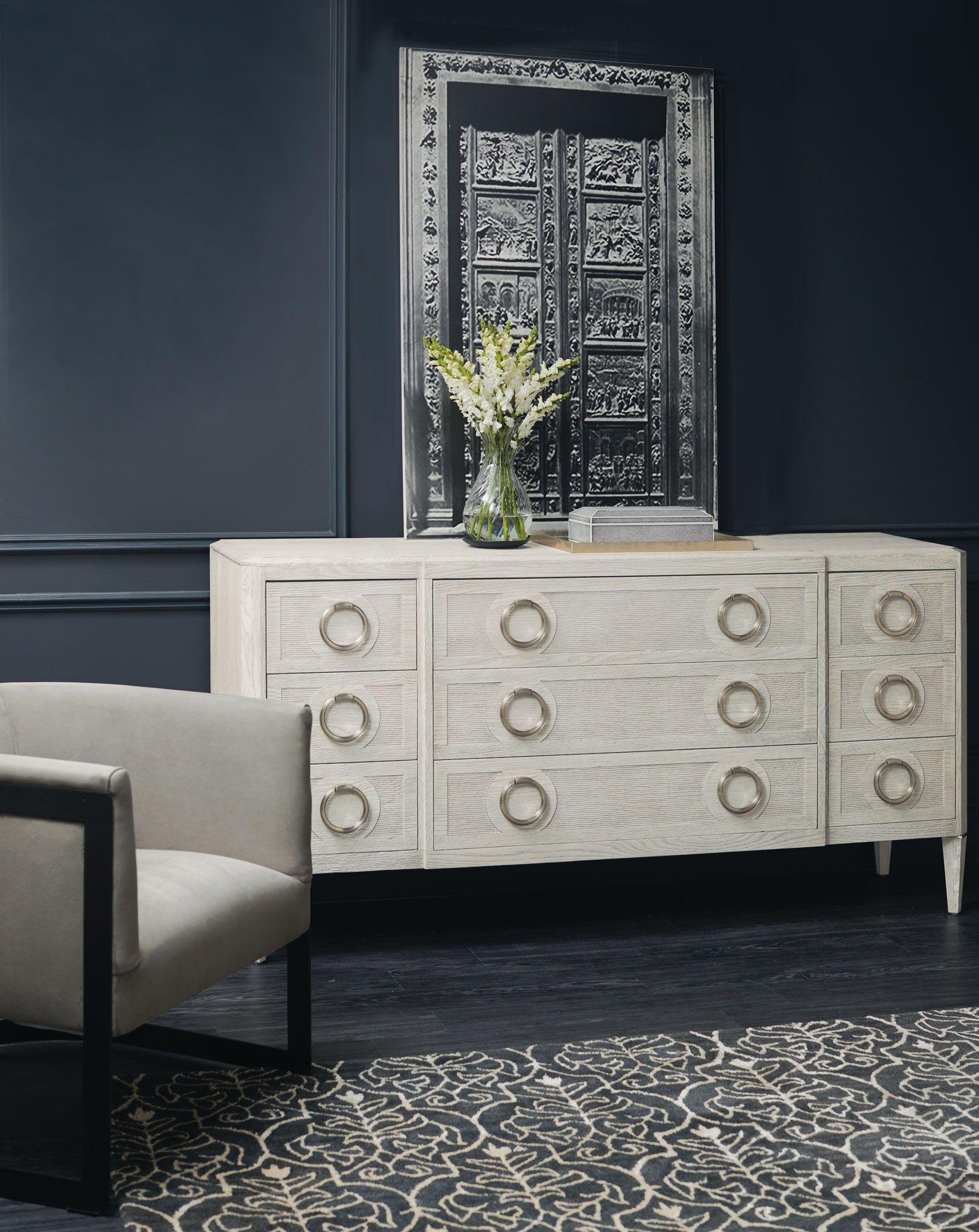 Domaine Blanc Dresser | Bernhardt | Cottage furniture ...
