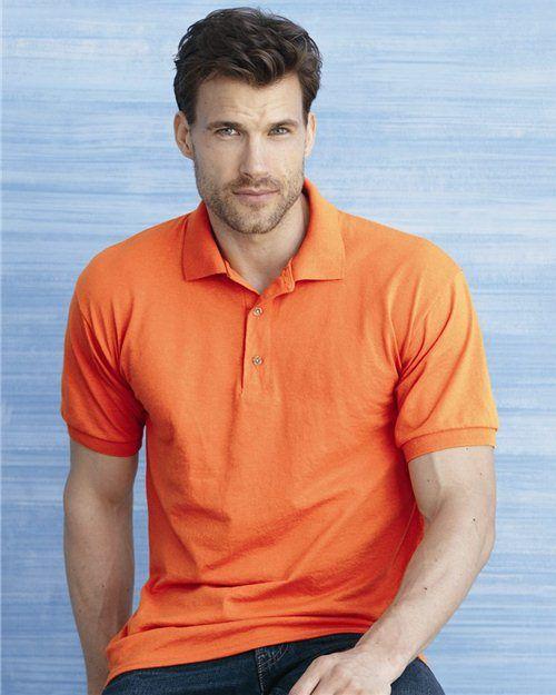genuine shoes best selection of 2019 watch Gildan- Wholesale- Men's Polo Shirt- Heavy 50/50 Poly-Cotton ...