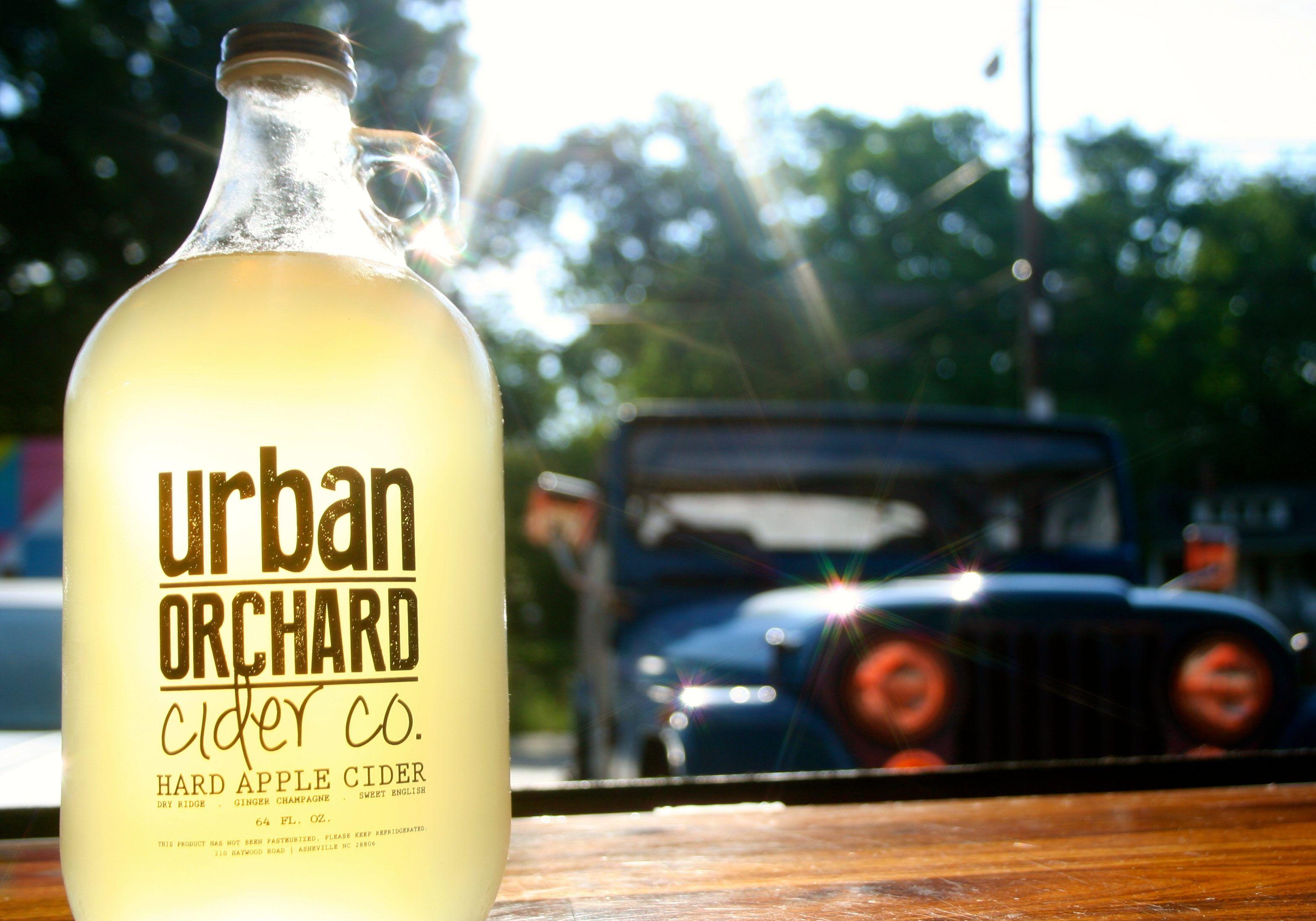 Urban Orchard Cider Co Hard Apple Cider Cider Cider Bar