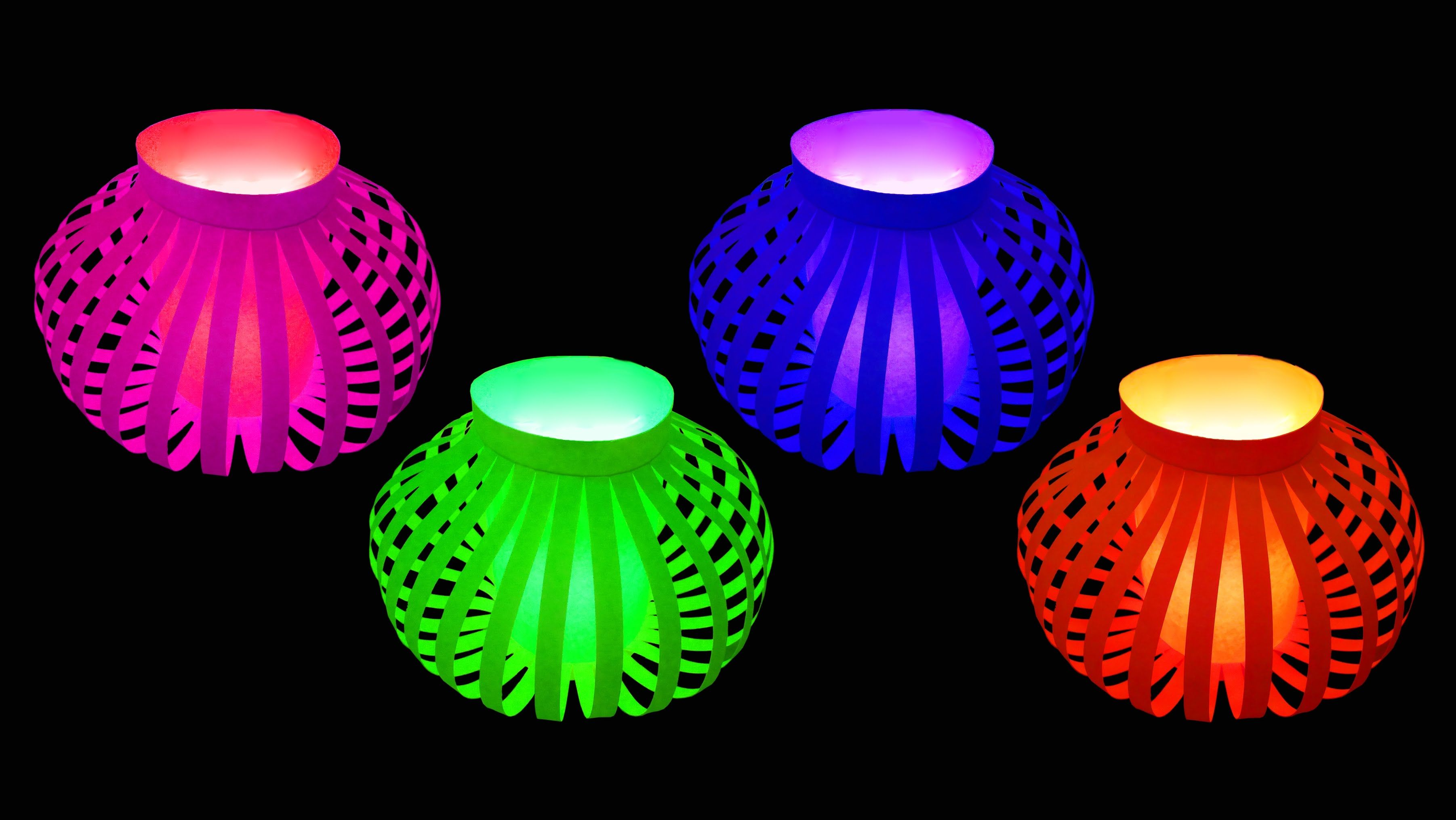 How to Make Fancy Paper Lantern Ball