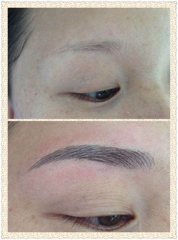 Brow Embroidery Singapore Google Search Eyebrows Pinterest