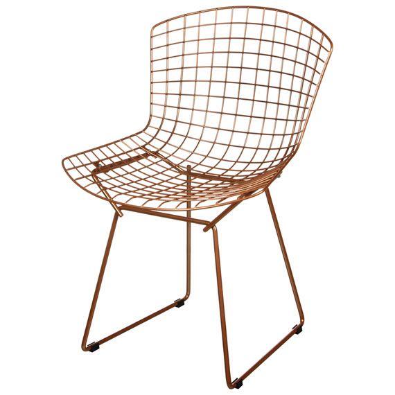 Cadeira cobre