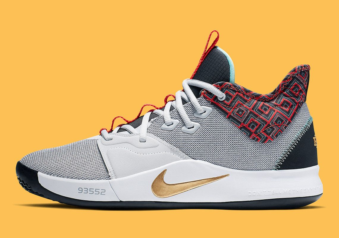 pretty nice 8e82d 2dca4 Where To Buy The Nike PG3 BHM