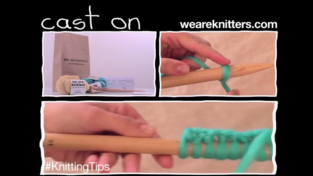 Photo of How To Cast On Knitting Stitches