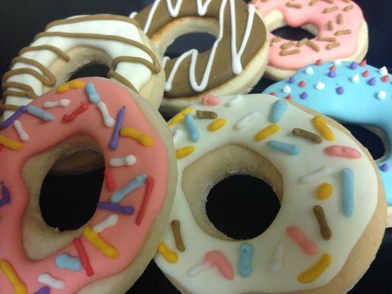 Turkey Disguise Doughnut