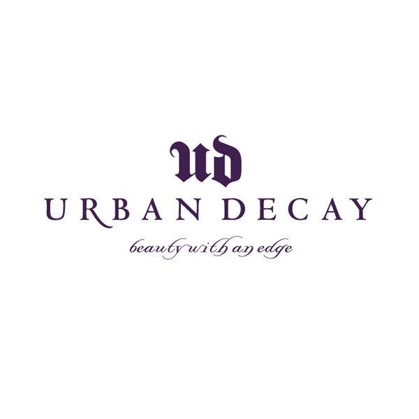 Pin By Ira Maya On B R A N D S L O G O S Urban Decay Beauty Business Cards Urban Logo