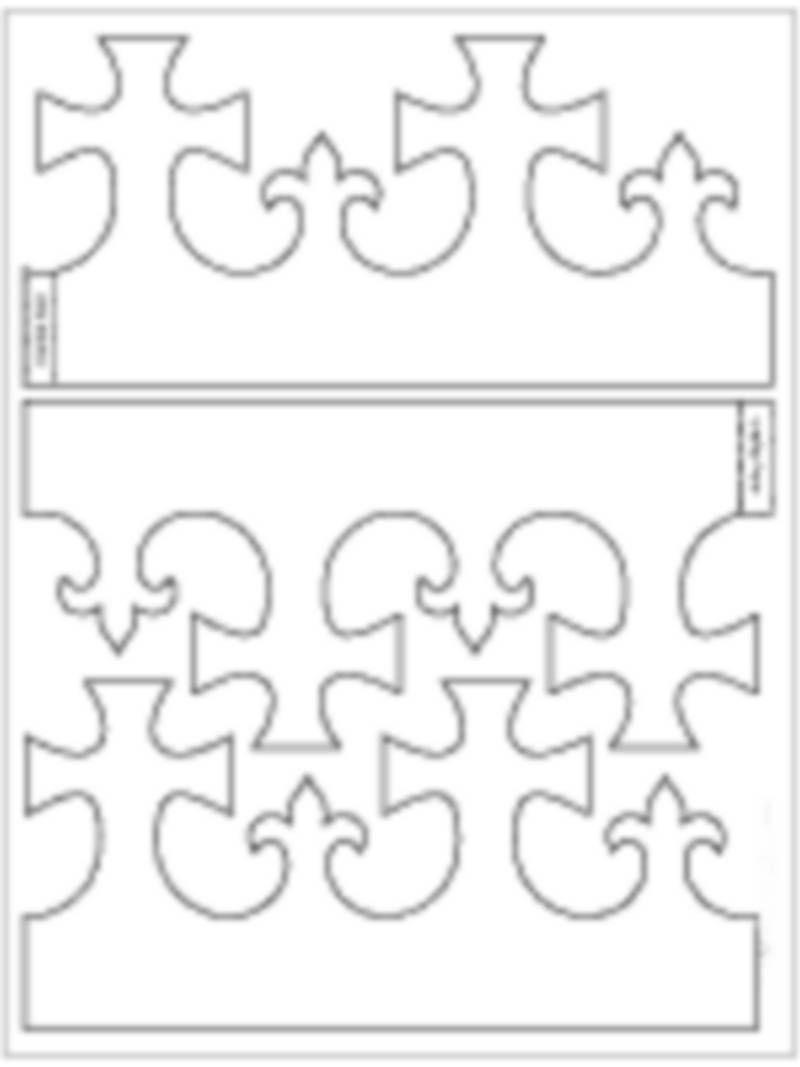 Cómo hacer una corona real de cartulina? | Visual thinking ...