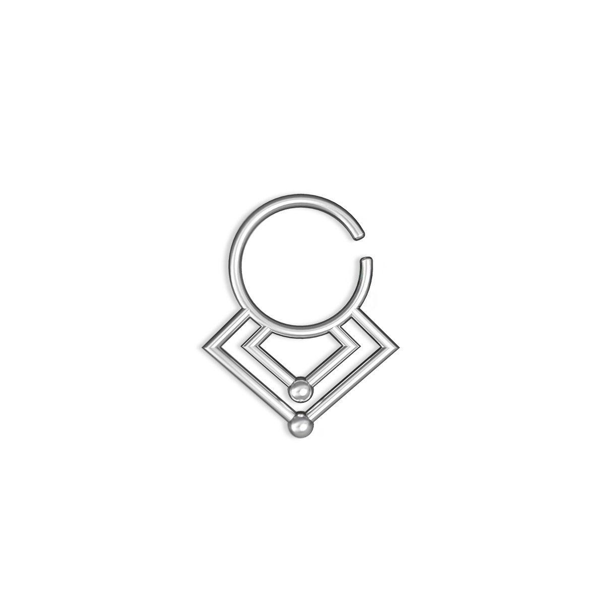 Unique septum ring , Septum , Male septum ring , Male septum , unique septum , silver septum ring , spetum , cool septum ring, Free Shipping #earrings #psychedelic #art #septums #SeptumEarring #septum #earring #jewelry #SeptumPiercing #CoolSeptum