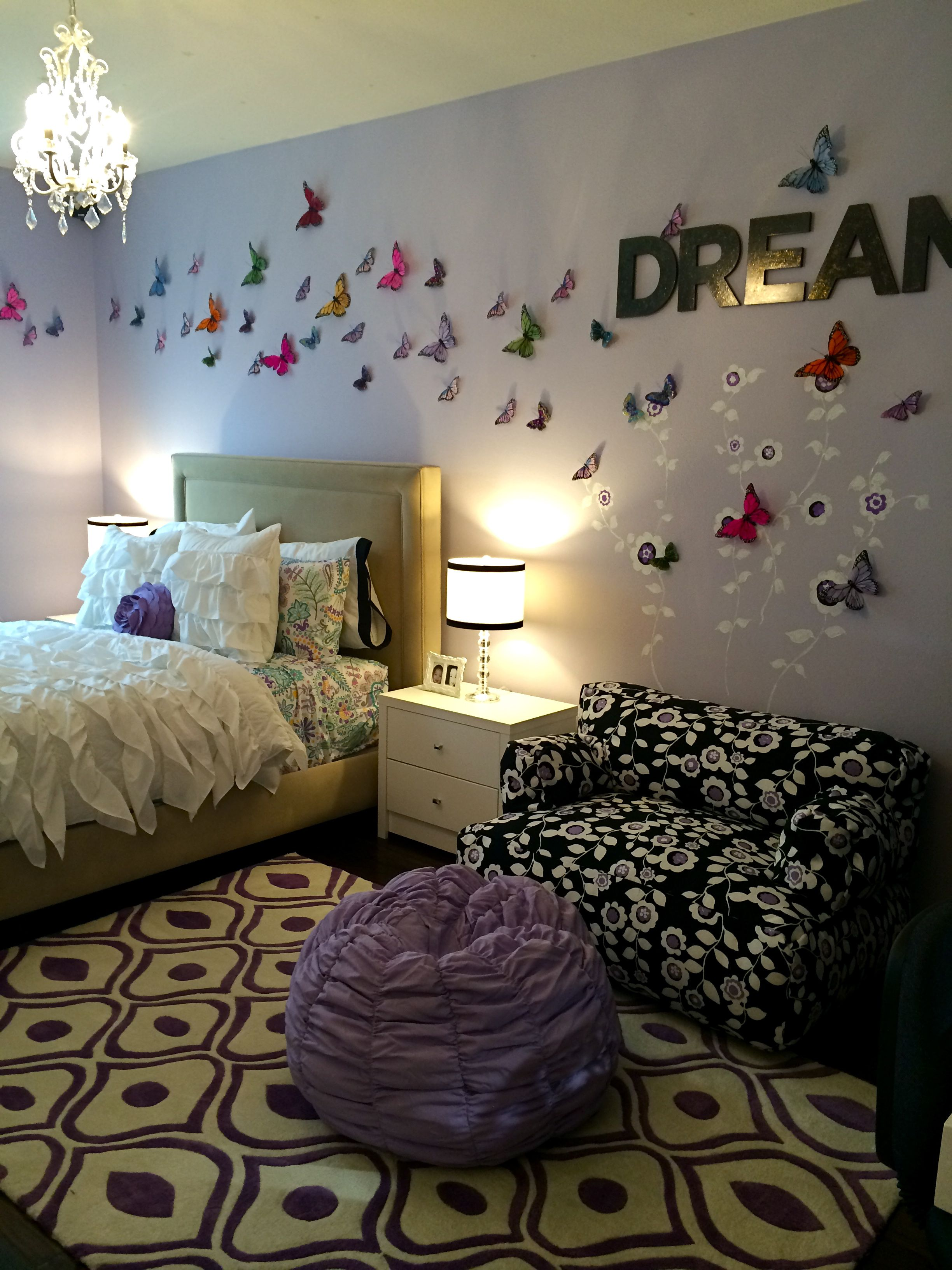 A 10 Year Old Girls Dream Bedroom!! Contact Www.4g Designs.com To Create  Your Beautiful Room!!