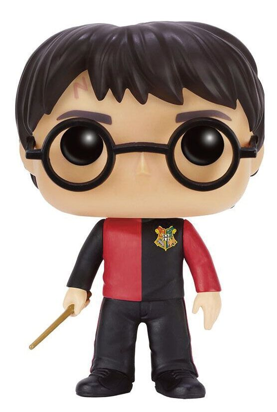 Harry Potter POP! Movies Vinyl Figur Harry Triwizard 9 cm - Funko