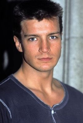 Nathan Fillion As A Little One So Precious I Wonder If He Has A Son If Not Is He Available