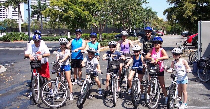 Marco island bicycle tours rentals directions info