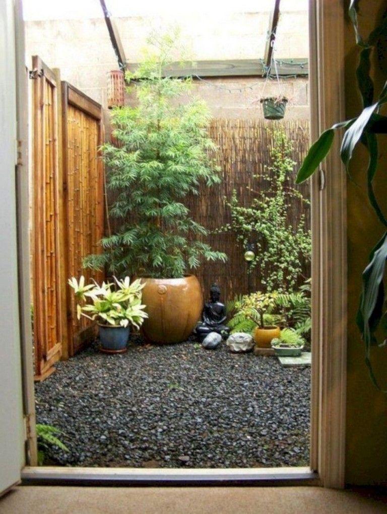 20 Wonderful Garden Design Ideas For Small Space Small Patio Garden Small Patio Decor Backyard