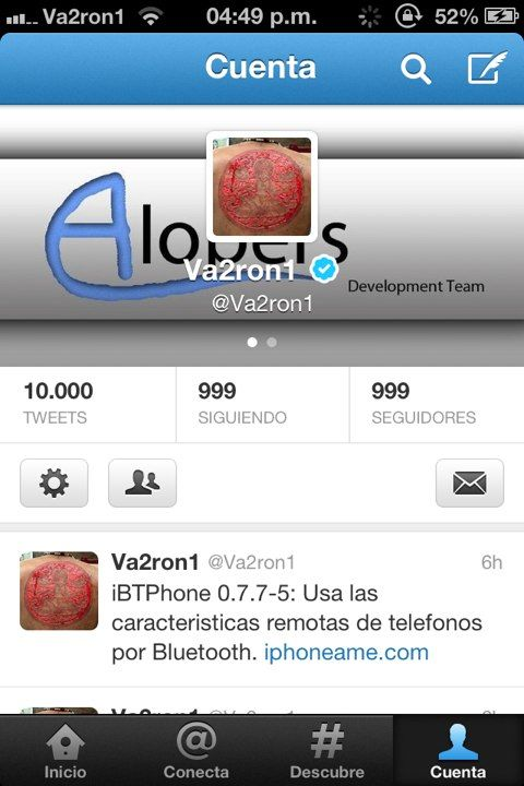 TrollTwitter iti permite sa falsifici informatiile aplicatiei Twitter pentru iOS (Video)