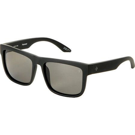 Spy Discord Matt Black Polarized Sunglasses   Oculos spy, Óculos e ... f72366d527