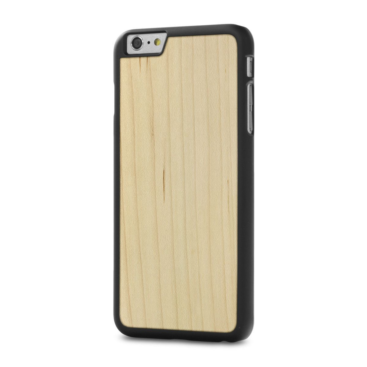 iPhone 6/6s Plus — #WoodBack Snap Case