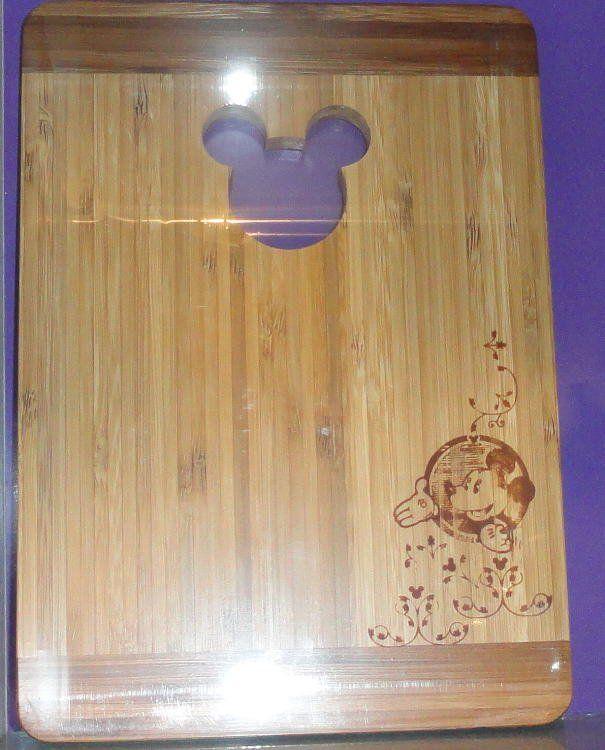 Disney Kitchen Items: Disney Kitchen Cutting Board