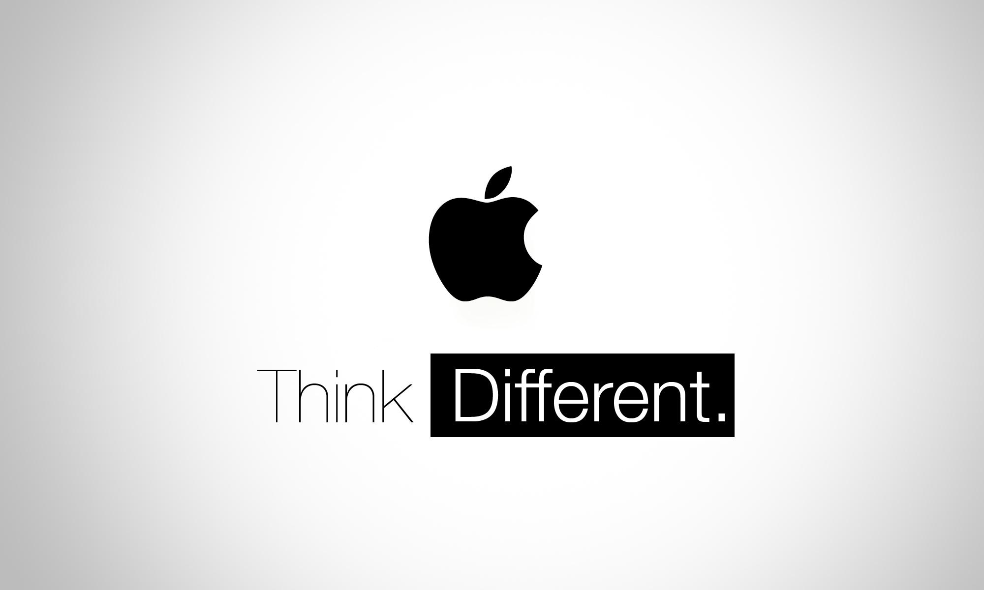 Moč miselnega vodstva, močna strategija blagovne znamke in čustevni marketing: Apple