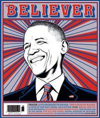 The Believer October 2012
