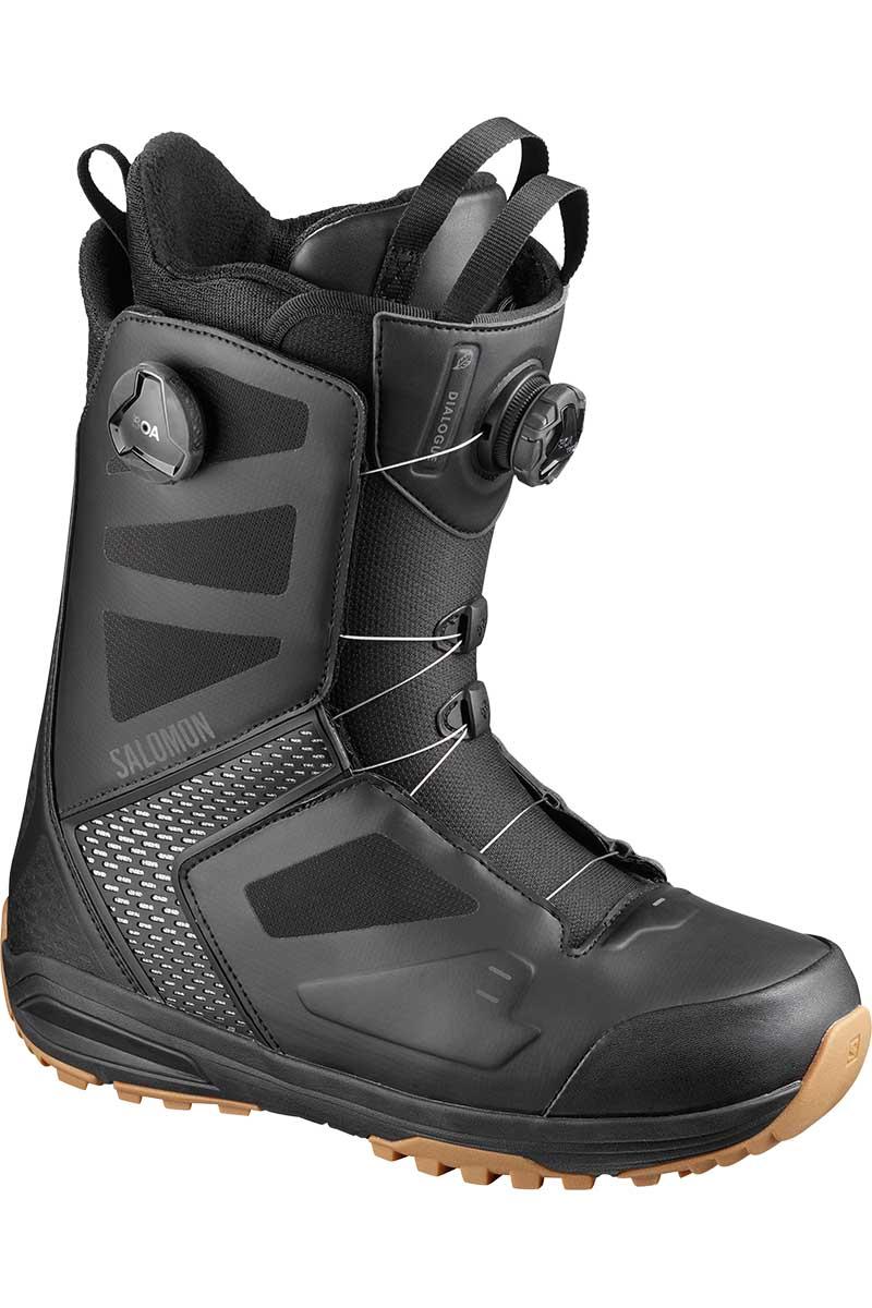 Salomon Dialogue Focus Boa Snowboard Boots 2020 Snowboard Boots Snowboard Salomon Snowboard