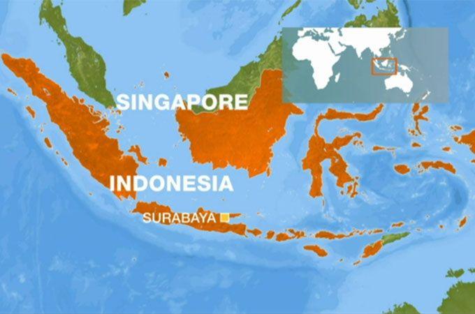 AirAsia flight with 162 people missing - Asia-Pacific - Al Jazeera ...